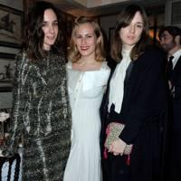 Serafina Sama, Charlotte Dellal and Valentine Fillol-Cordier