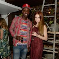 Jamal Edwards and Nicola Roberts