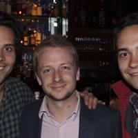 Andy Jordan, Matt Nichols and Mark Jordan