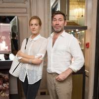 Polly Morgan and Mat Collishaw
