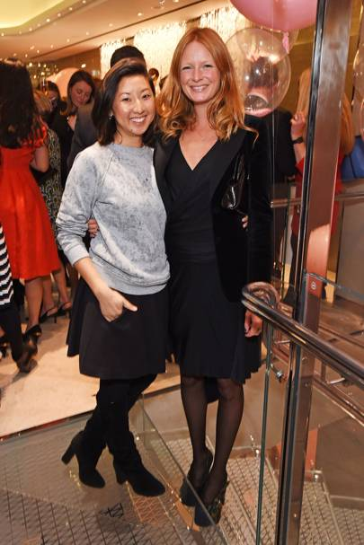 Beatrix Ong and Olivia Inge