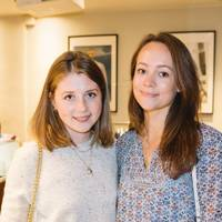 Rosie Paterson and Olivia Brown