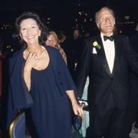 Barbara Takla and Baron von Buch