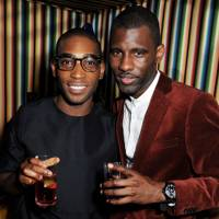 Tinie Tempah and Wretch 32