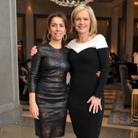 Karen Ruimy and Mariella Frostrup
