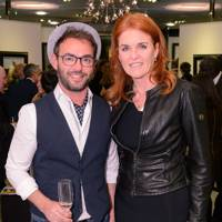 Christian Hook and Sarah, Duchess of York