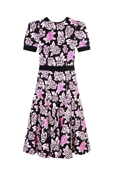 Cady dress, £455, by Ungaro