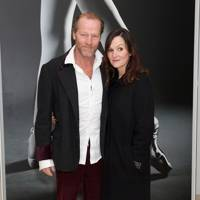 Iain Glen and Charlotte Emmerson