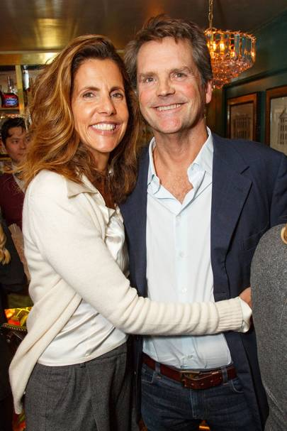 Christina Robert and Barnaby Thompson