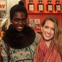 Ooooota Sebastian Adepo and Katherine Theiss-Nyland