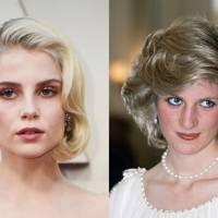 Princess Diana - Lucy Boynton