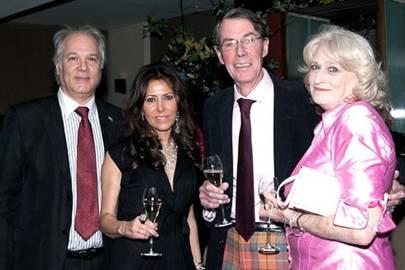 Hadi Shubber, Ban Shubber, John Stead and Caroline Young