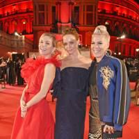 Annabelle Wallis, Stella McCartney and Pink