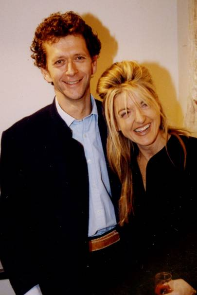 Mark Katzenellenbogen and Sarah Keeling