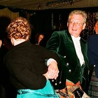 Annie Lindsay and The Earl of Kinnoull