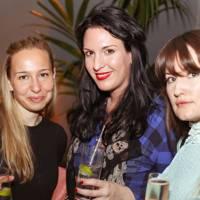 Chiara Oliviero, Suzanne Shurgers and Jenny Hooper