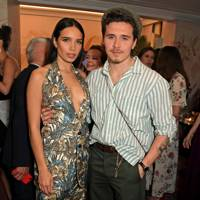 Hana Cross and Brooklyn Beckham