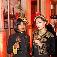 Roxanne Rajcoomar and Alya Mooro