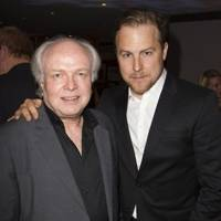 Michael Attenborough and Samuel West