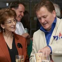 Maureen Lipman and James Pembroke