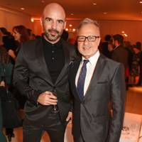 Dimitris Theocharis and Jacques Azagury