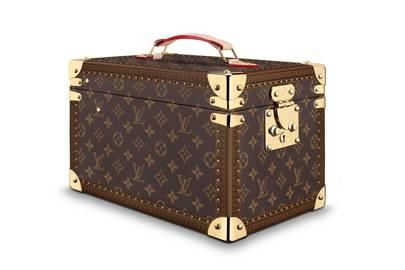 For a spa getaway… Louis Vuitton