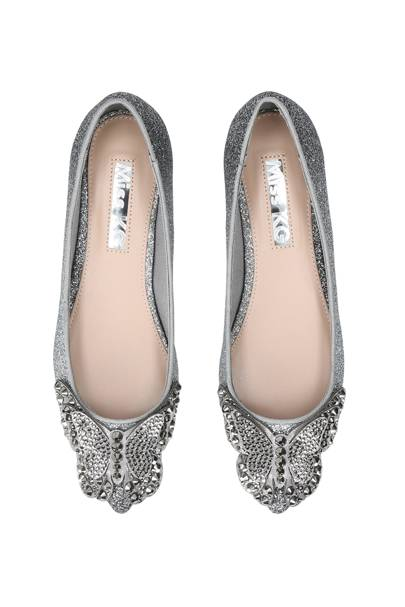 Kurt Geiger flat wedding shoes