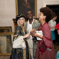 Nikolina Ionova, Simeon Williams and Pamela Ann Meyers