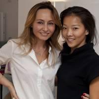 Izabela Minkiewicz and Yumi Fututsuka