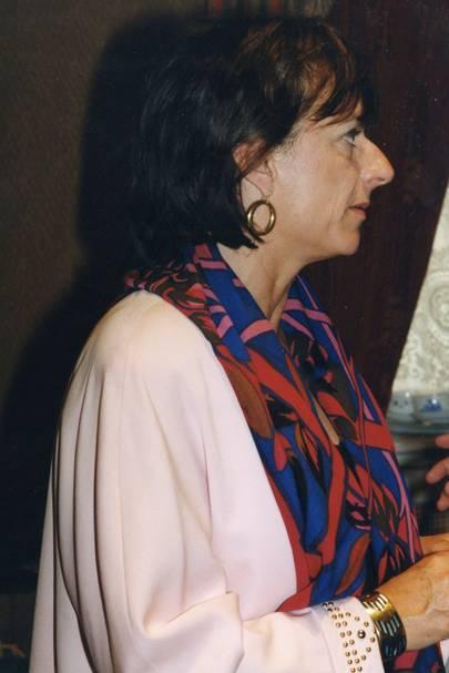 The Hon Rosa Monckton