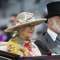 Princess Alexandra and Prince Michael of Kent