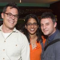 Adam Bock, Indhu Rabasingham and Trip Cullman