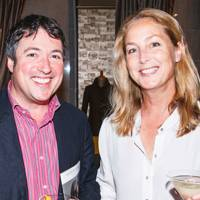 Paul Sternberg and Katherine Hooker