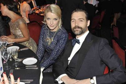 Lauren Laverne and Patrick Grant