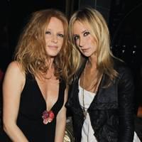 Olivia Inge and Lady Victoria Hervey