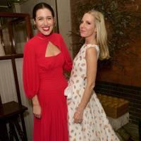 Emilia Wickstead and Alice Naylor-Leyland