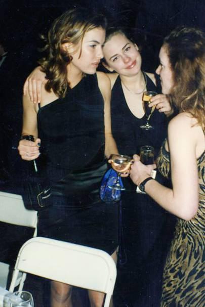 Fee Craig, Alice Sheffield and Minnie McKenzie