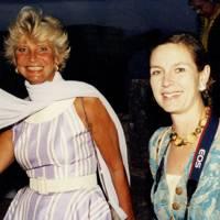 Mrs Paul Reynaud and Camilla Richards