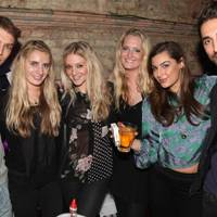 Josh Parkinson, Chloe Regan, Lauren Waters, Georgie Le Roux, Lily Frieda and Hugo Taylor