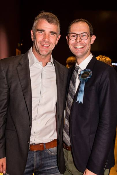 Ivan Massow and Josh Spero