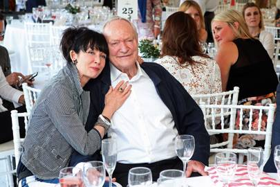 Lysette Anthony and Julian Glover