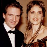 Ralph Fiennes and Martha Fiennes