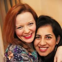 Anna MacDonald and Saira Ghafur