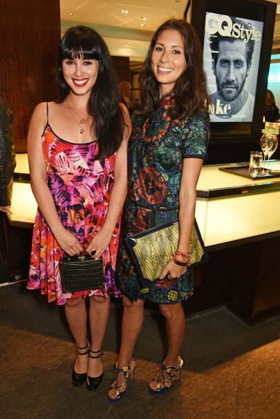 Melissa Hemsley and Jasmine Hemsley