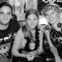 Ed Bristow, Celia Thursfield and Georgina Blackwell