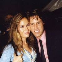 Tara Palmer-Tomkinson and Joe Simon