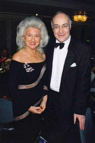 Lady Leigh and Michael Howard