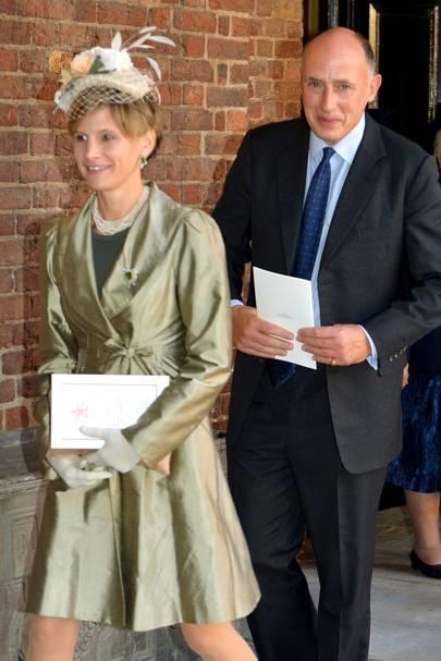 Susannah Lowther-Pinkerton and Jamie Lowther-Pinkerton