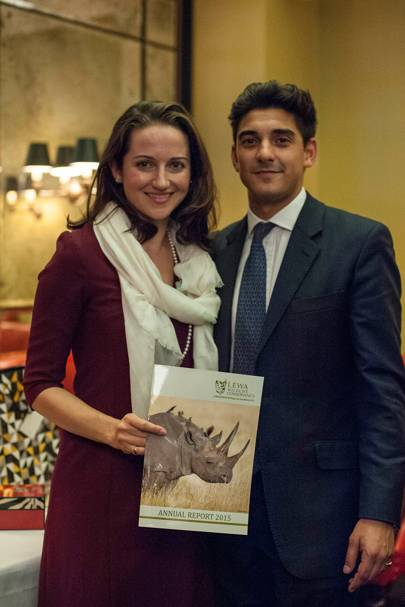 Alexandra Ames Kornman and Rohan Radhakrishnan