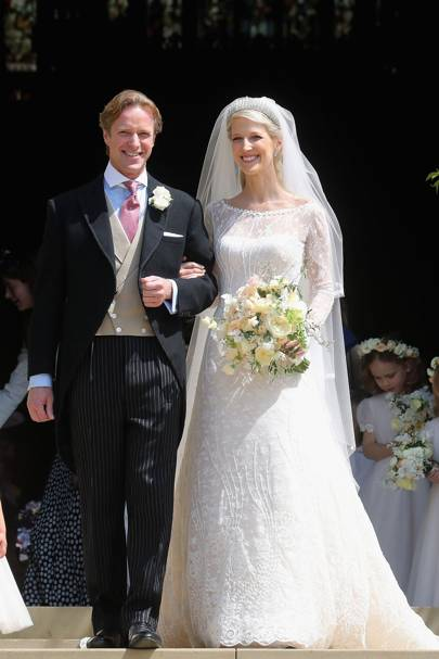 2019 - Thomas Kingston and Lady Gabriella Windsor